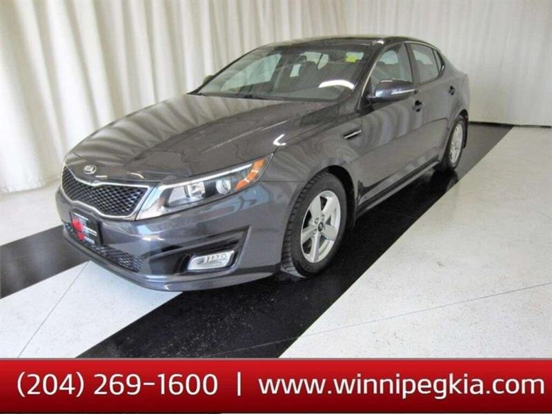 2015 Kia Optima LX AT *Always Owned In MB!* #19OP132A