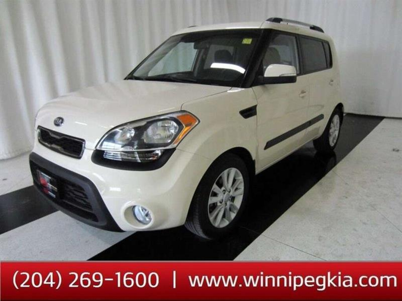 2013 Kia Soul 2U *Always Owned In Manitoba!* #19SO873A