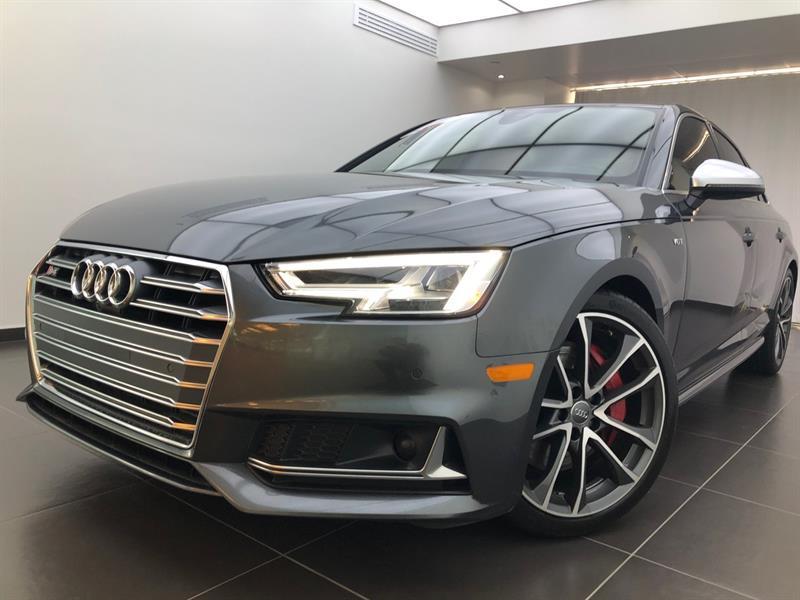Audi S4 Sedan 2018