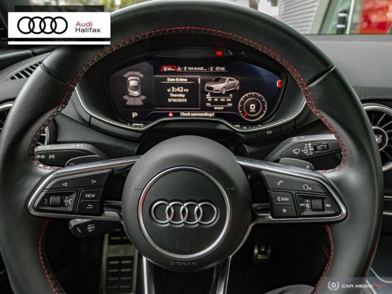 Audi TTS 16