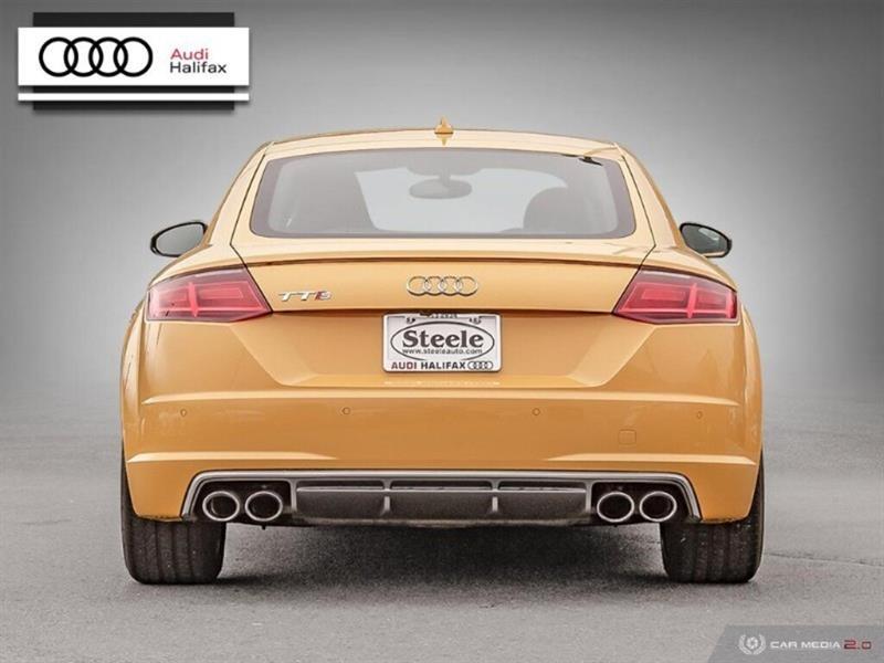 Audi TTS 5