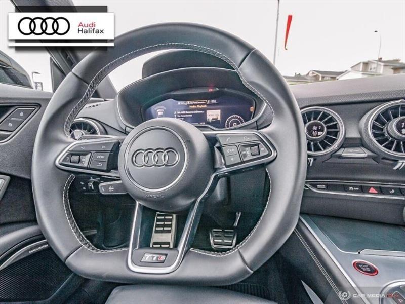 Audi TTS 35