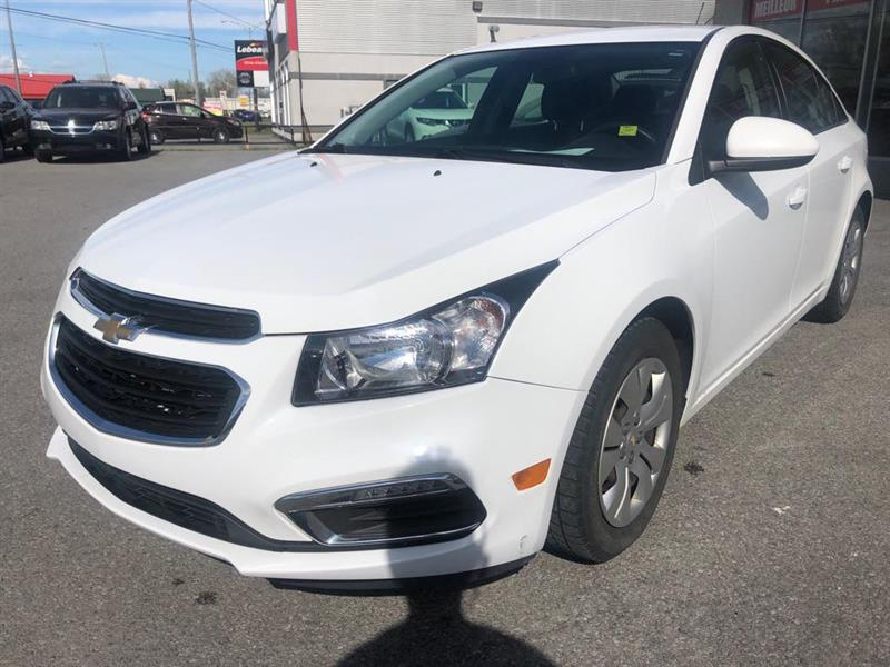 Chevrolet Cruze Limited 2016 LT #MD1702