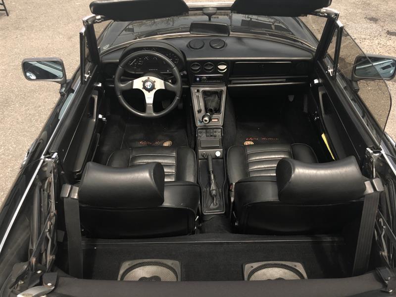 Alfa Romeo Spider 7