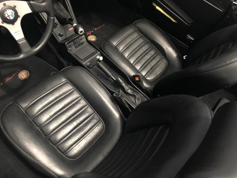 Alfa Romeo Spider 9