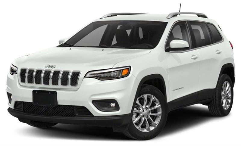 2019 Jeep Cherokee Limited #K467255