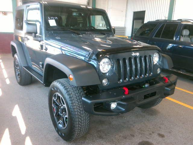 Jeep Wrangler 2017 RUBICON Hard Rock *Ltd Avail* #A7160