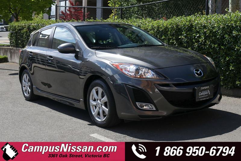 2011 Mazda Mazda3 | GS | Sport | FWD w/ Leather Interior #JN3242A