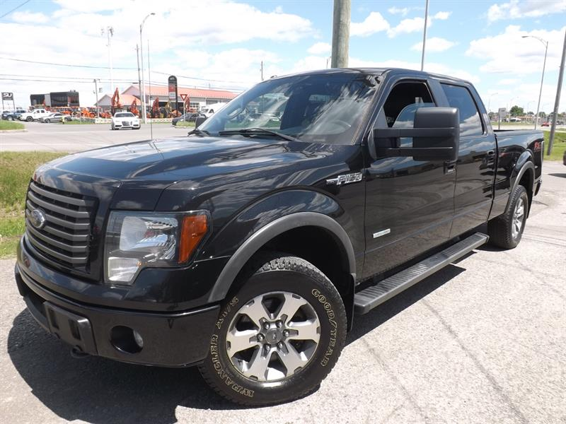 Ford F-150 2012 4WD SuperCrew #939435