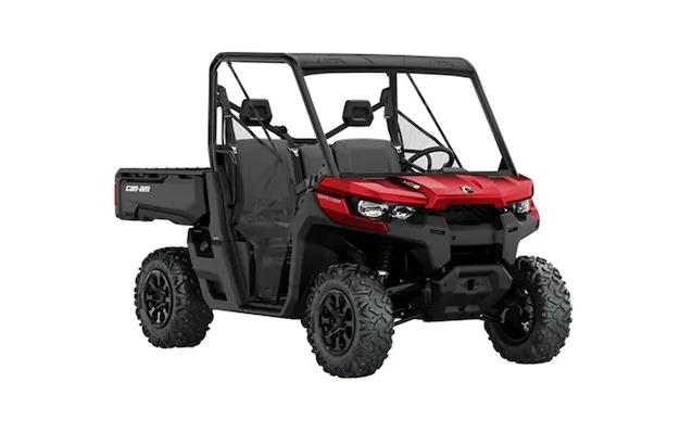 BOMBARDIER CAN-AM DEFENDER DPS HD8 2019