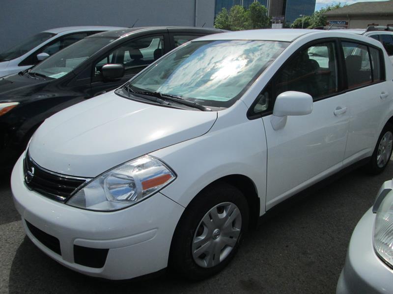 Nissan Versa 2012 5dr HB #9-0616
