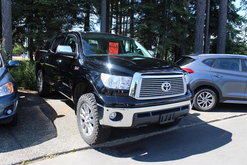 2012 Toyota Tundra 4WD Crewmax 146 5.7L Limited #12525B (KEY 58)