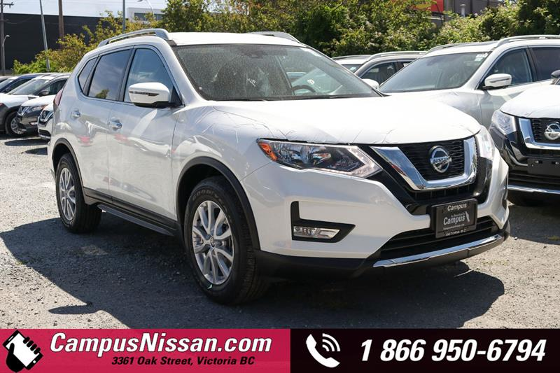 2019 Nissan Rogue SV FWD #9-P420-NEW-NEW