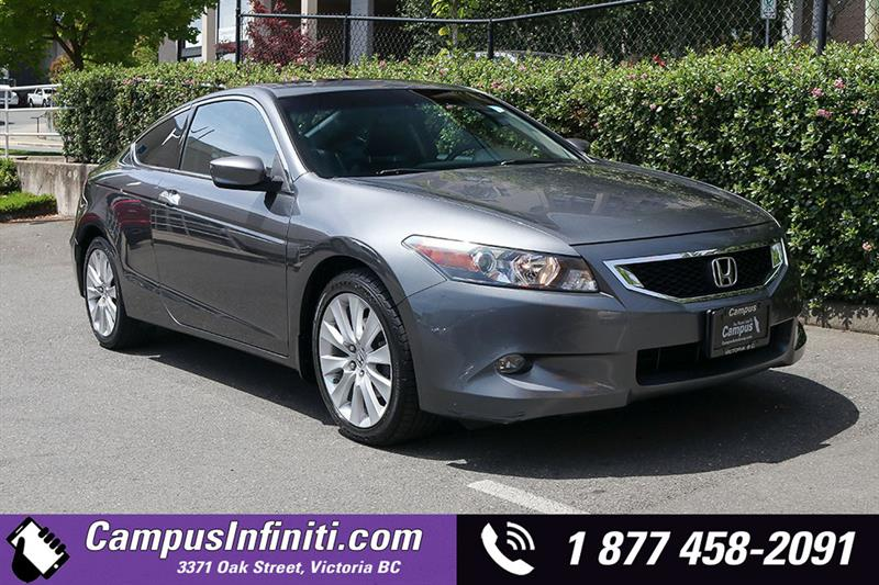 2009 Honda Accord Cpe | EX-L | FWD | Manual V6 #19-Q5002A