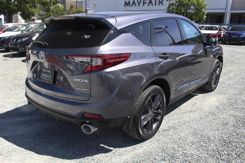 2020 Acura Rdx A Spec Pkg New For Sale In Victoria At Campus Acura