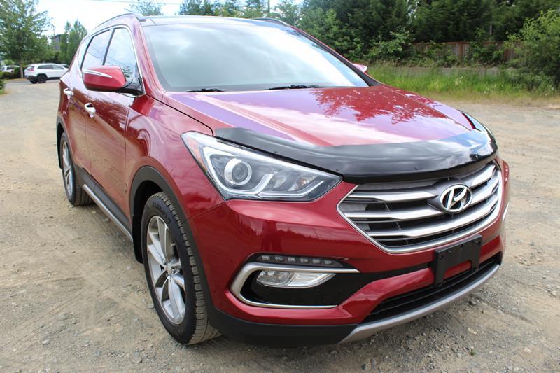 2017 Hyundai SANTA FE SPORT AWD 4dr 2.0T Limited #12144A