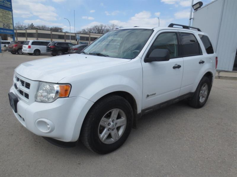 2009 Ford Escape 2009 Ford Escape - 4WD 4dr I4 ECVT Hybrid #3837