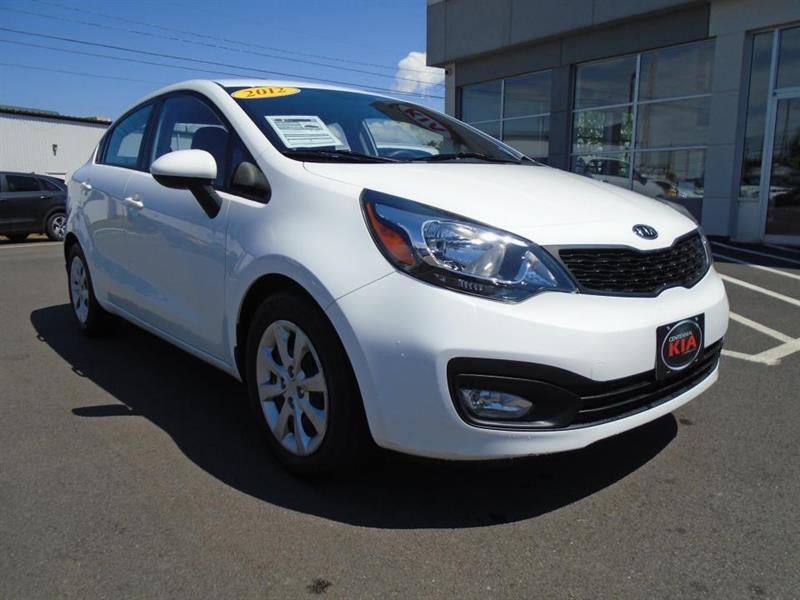 2012 Kia Rio LX+ Manual | Heated Seats #U844A