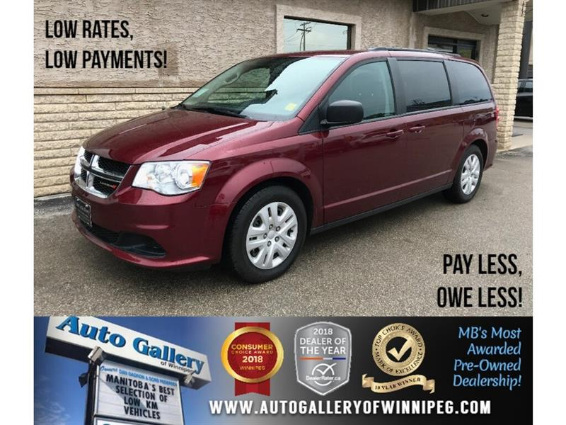 2017 Dodge Grand Caravan SXT *DVD/Rear Air/7 Pass/Backup Cam #23711