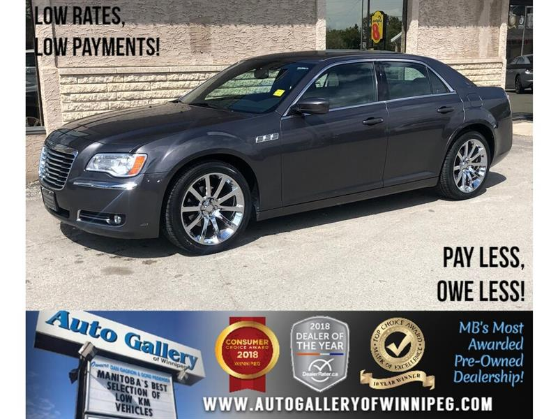 2013 Chrysler 300 Touring *RWD/Lthr/B.tooth/Roof #23450A
