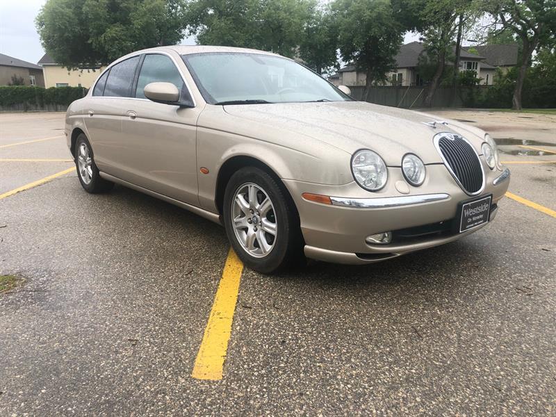 2003 Jaguar S-TYPE 3.0L V6 #9916.0
