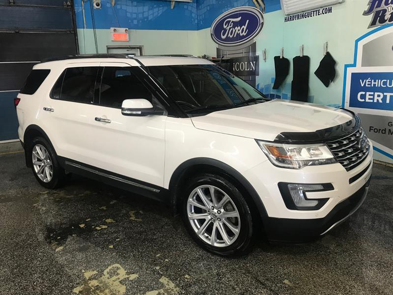 Ford Explorer 2017 4WD 4dr Limited #86539A