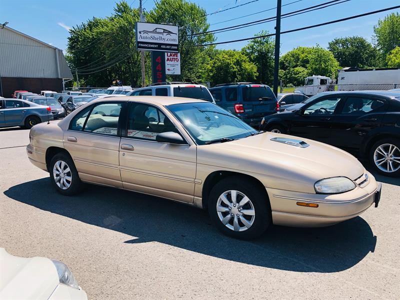 Chevrolet Lumina 1998 Auto-Vitres Electrique-Portes Electrique-Propre #95702