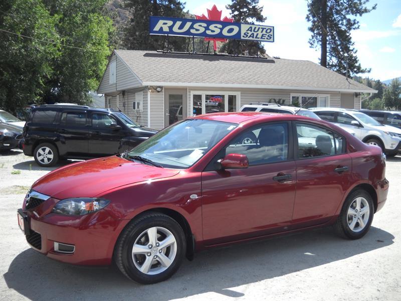 2009 Mazda Mazda3 ONLY 115 KMS #3416