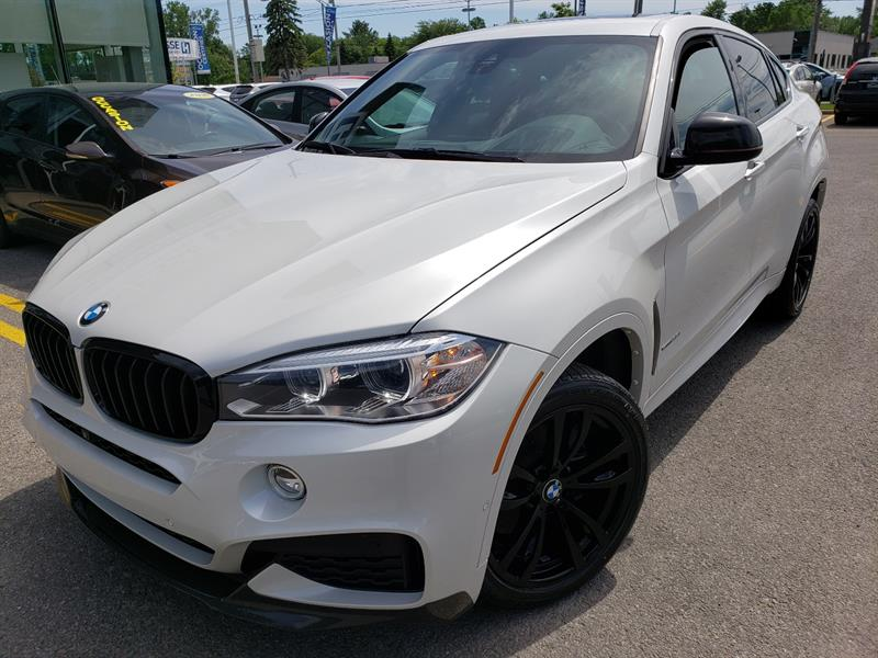 BMW X6 2017 xDRIVE35i M PERFORMANCE PACK+CARBON PACK!!! #19259A
