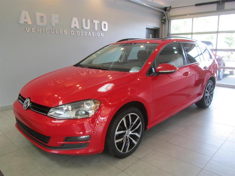 Volkswagen Golf Sportwagon 2016 4dr Auto 1.8 TSI #4469