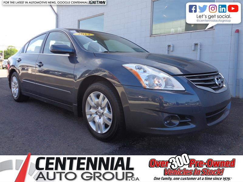 2012 Nissan Altima 2.5 S | FWD #19-155A