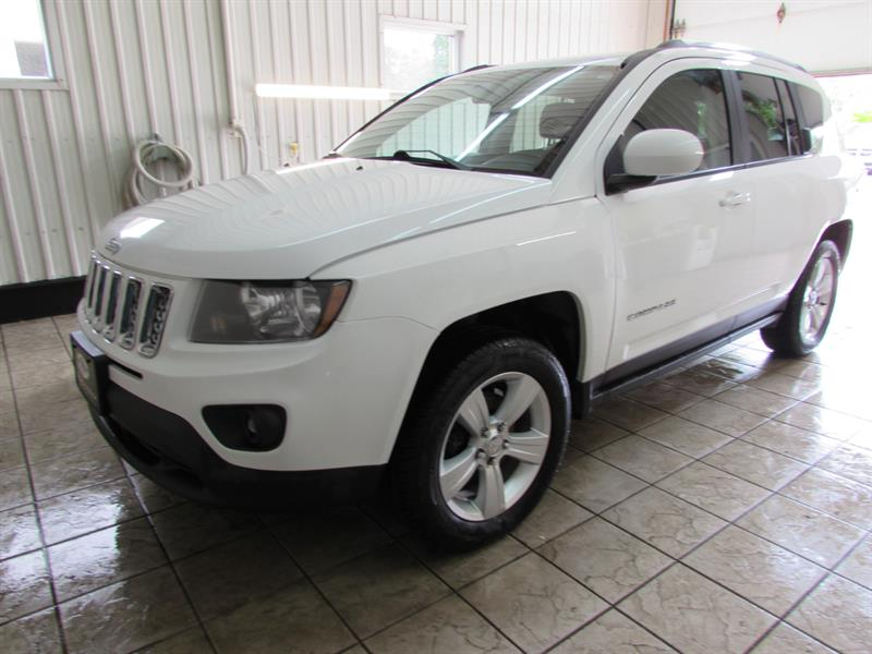 2015 Jeep Compass 4WD 4dr #15-1734
