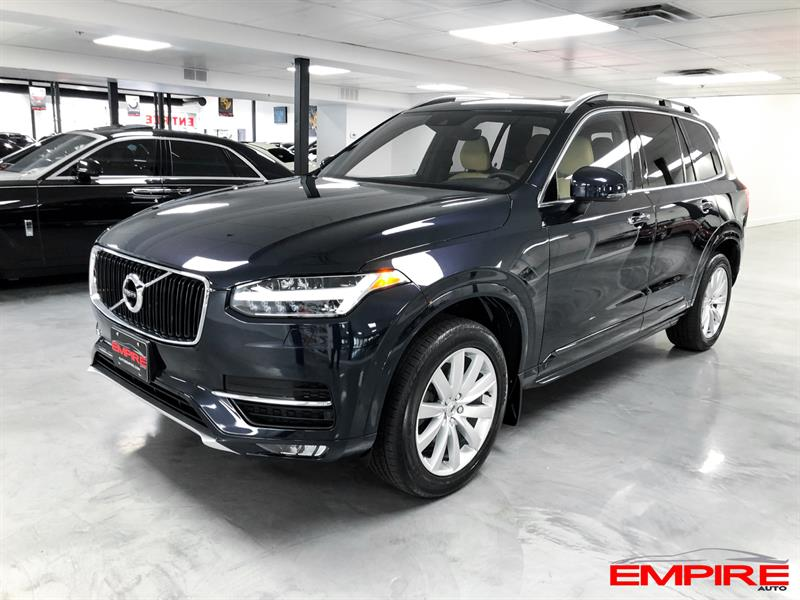 Volvo XC90 2017 MOMENTUM 7 PASSAGER AWD TOIT PANO #A7172