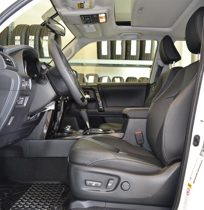 2019 Toyota 4Runner Nightshade 4WD 7-Passenger New For