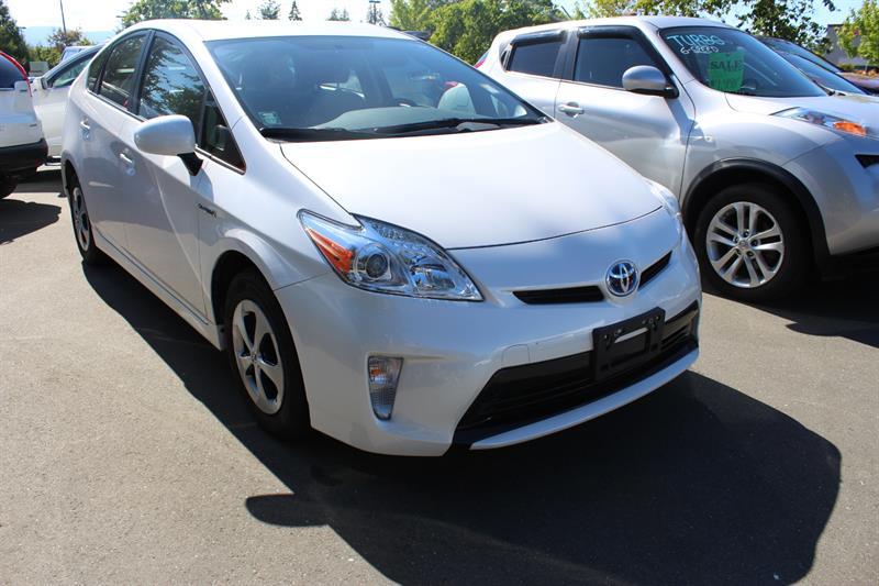 2012 Toyota Prius 5dr HB #P3000A