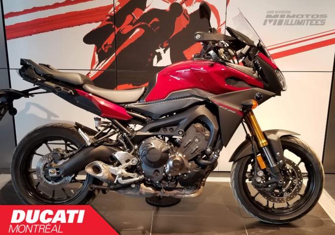 Yamaha FJ-09 2013