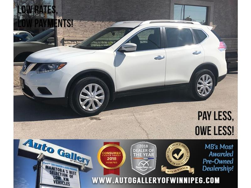 2015 Nissan Rogue S *Backup Cam/Bluetooth #23879