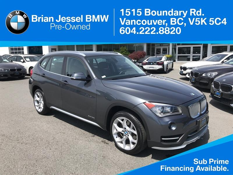 2015 BMW X1 - Tech, Premium, Lights Pkgs - #BP8158