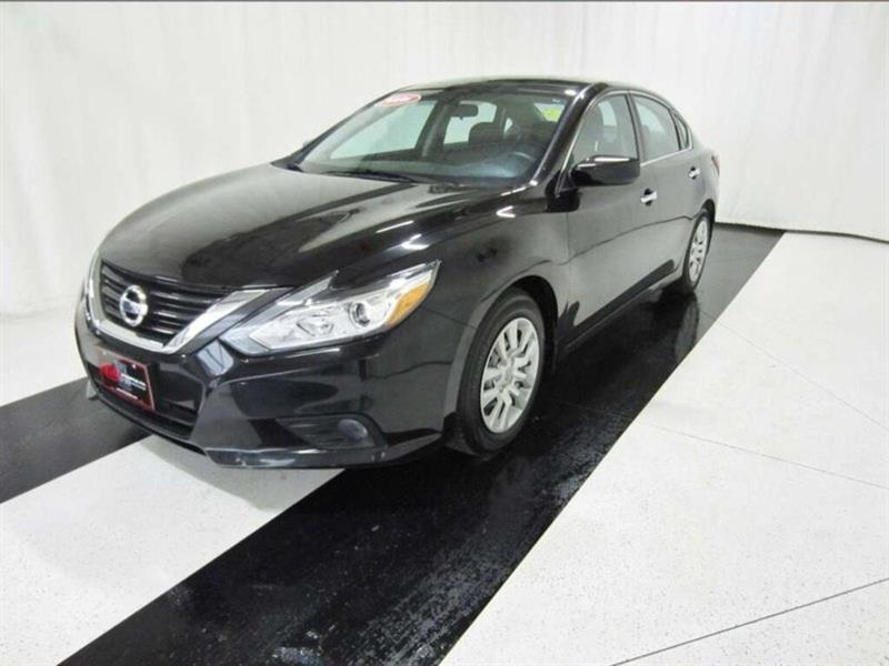 2016 Nissan Altima 2.5 BACK UP CAMERA, HEATED SEATS #17HA10253A