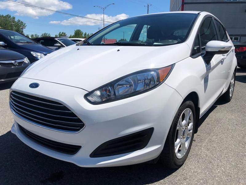 Ford FIESTA 2015 SE #MD1725