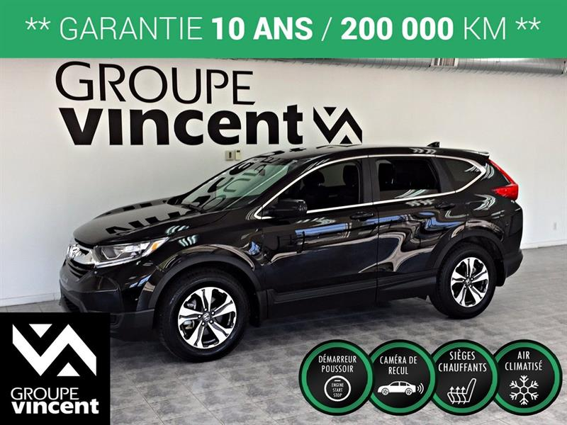 Honda CR-V 2017 LX **GARANTIE 10 ANS** #K2798A