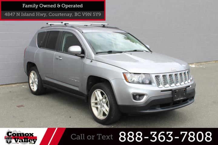 2014 Jeep Compass Limited #d422998a