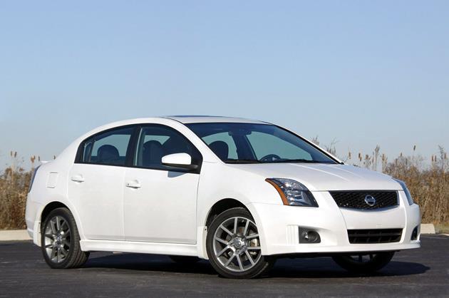 Nissan Sentra 2011  CVT SE-R #14911