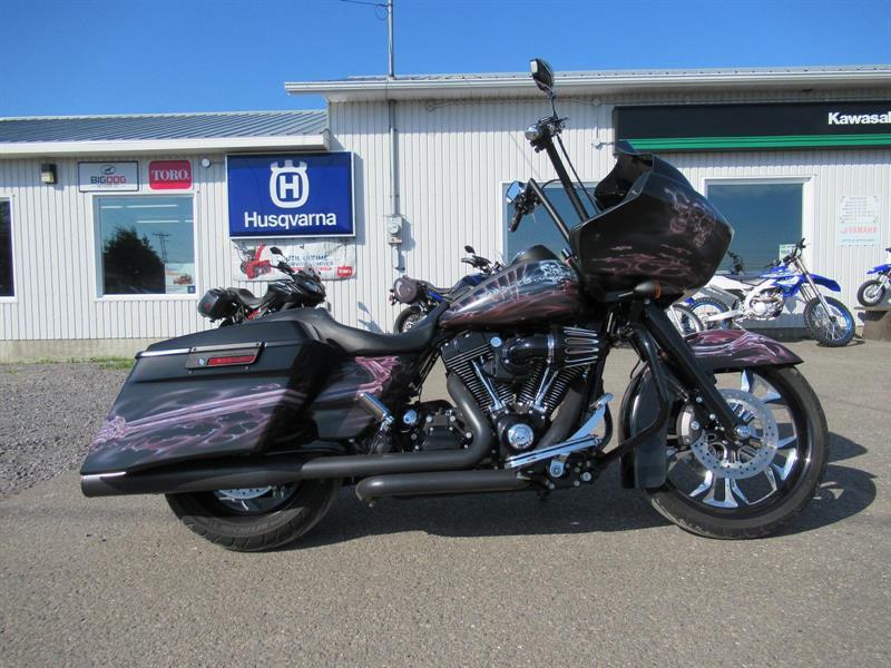 Harley Davidson FLTRX 103 2012