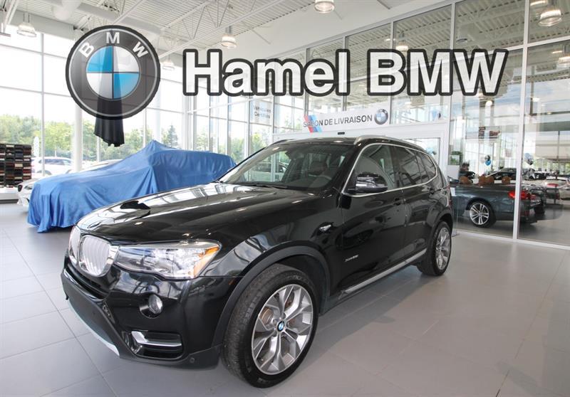 2017 BMW X3 AWD 4dr xDrive28i #u19-134