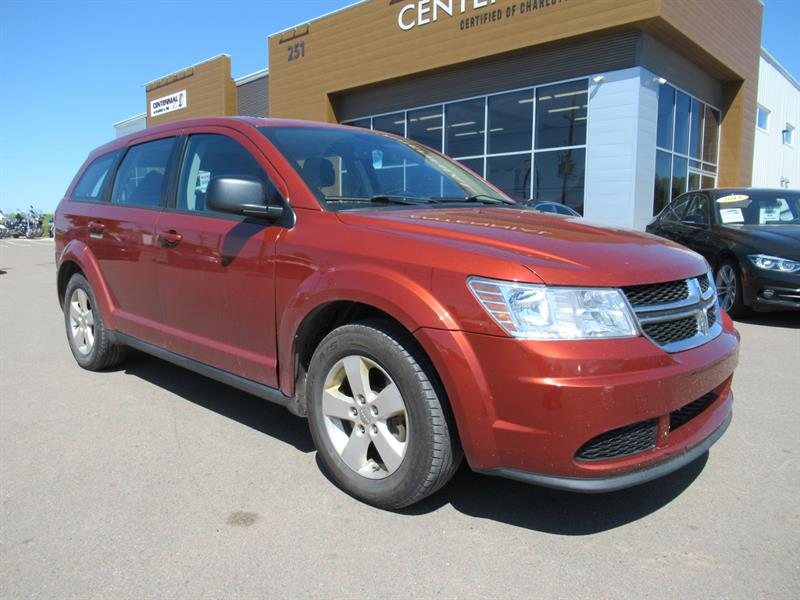 2013 Dodge Journey FWD 4dr Canada Value Pkg #U837