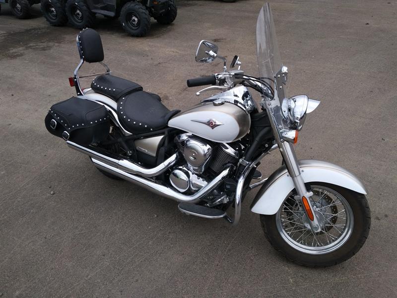 Kawasaki Vulcan 900 Classic LT 2009