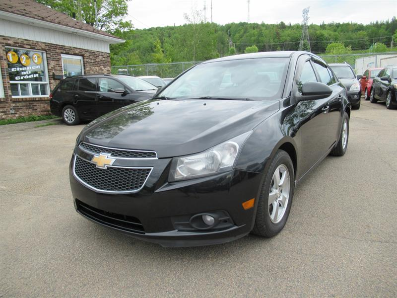 Chevrolet Cruze 2012  LT Turbo+ w-1SB #19-114