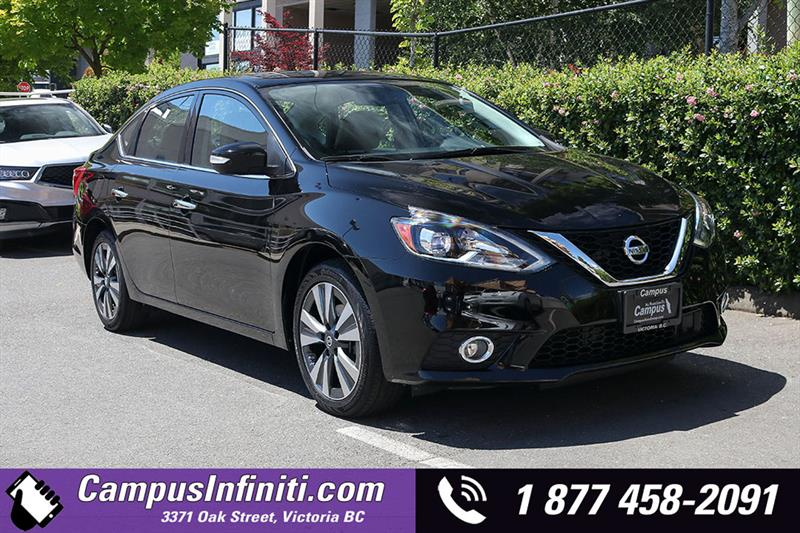2016 Nissan Sentra | SL | FWD w/ Leather Interior #9-F289A