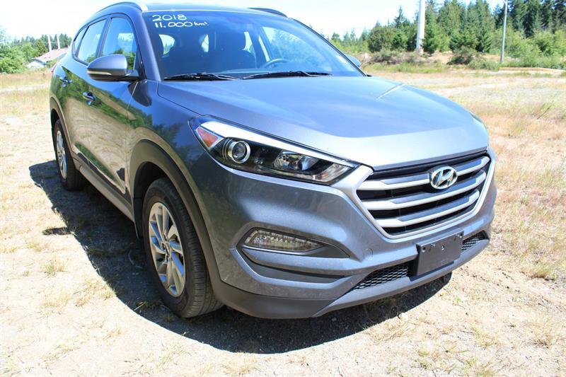 2018 Hyundai Tucson 2.0L Premium FWD #P2208